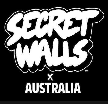 secret walls australia