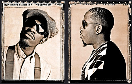 OutKast photography Brad Trent