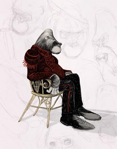 isaac bidwell gorilla