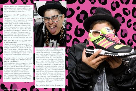 DJ Mafia article