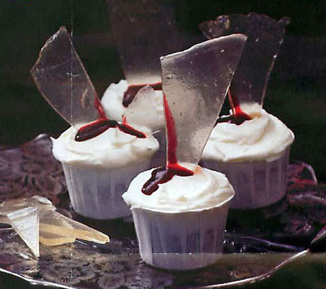 Lily Vanilli deadly iced cupcakes
