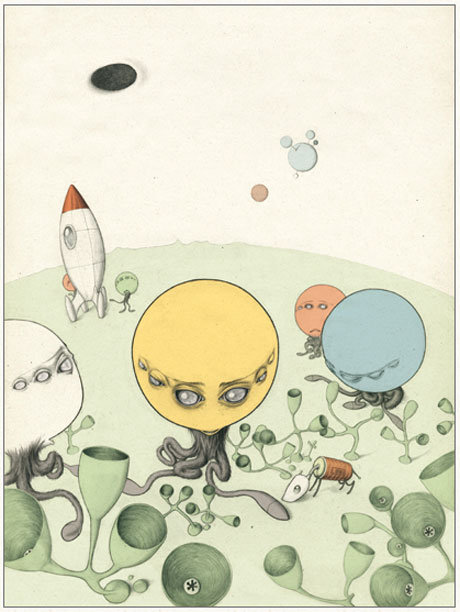 Planet adventure 2