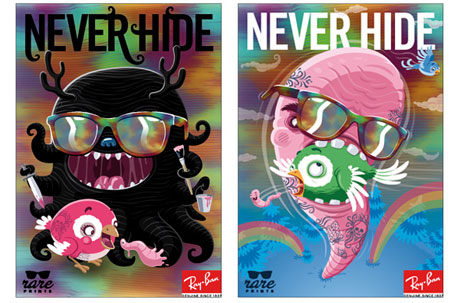 Ray ban Neverhide