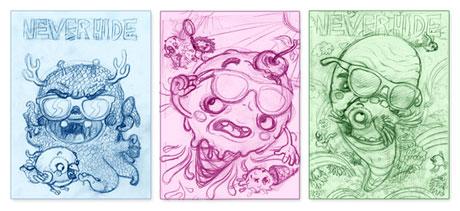 ray ban sketches