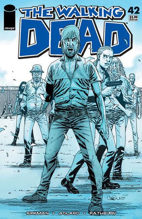 walking dead issue 42