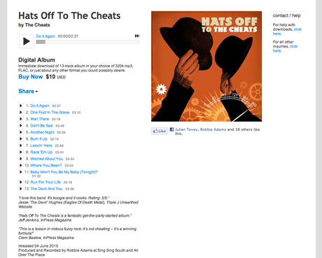 bandcamp_the_cheats