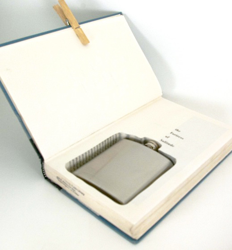 Hollow-Book-Safe-The-Fortress-of-Solitude-open