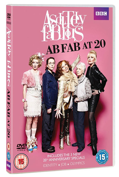 Absolutely Fabulous at 20