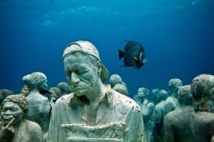 silent_evolution_002_jason-decaires-taylor_sculpture