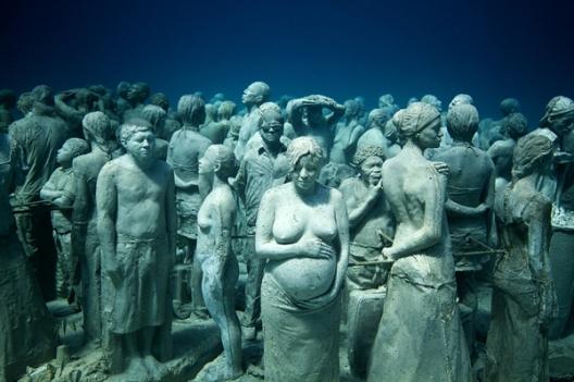 silent_evolution_020_jason-decaires-taylor_sculpture