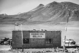 Bolivian-border