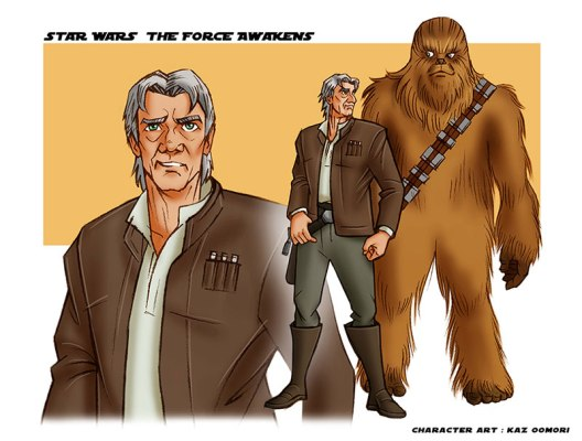 Star-Wars-Han-and-Chewy-The-Force-Awakens