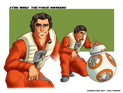 Star-Wars-Poe-The-Force-Awakens
